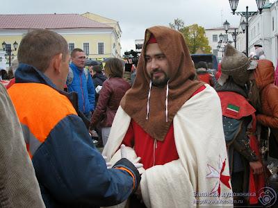 Мустафаев Руслан на турнире 33 богатыря