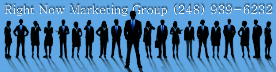Right Now Marketing Group (248) 939-6232