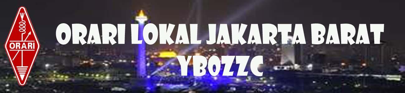 ORARI LOKAL JAKARTA BARAT / YB0ZZC