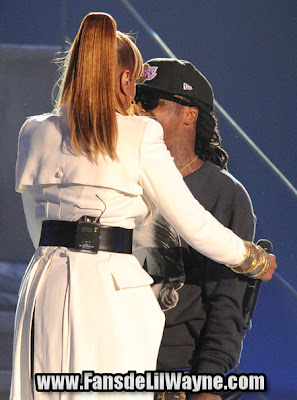 fotos de la actuacion de lil wayne y mary J. blige en los billboard music awards