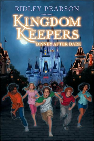 Kingdom Keepers by Ridley PearsonKingdom Keepers Books