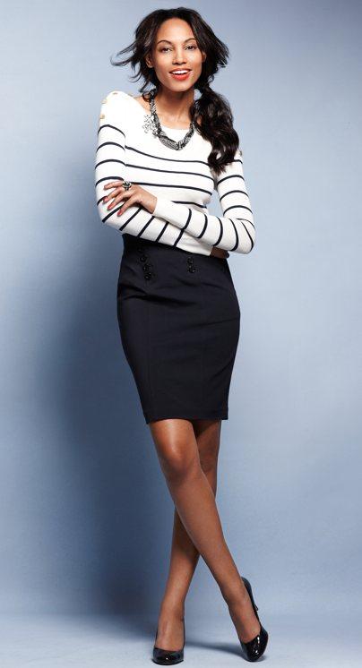 Black Women Skirt