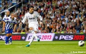 Real Madrid vs De3portivo La Coruña