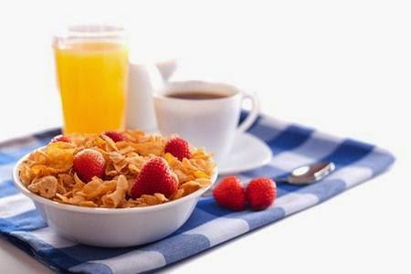 Pierde kilos en el desayuno