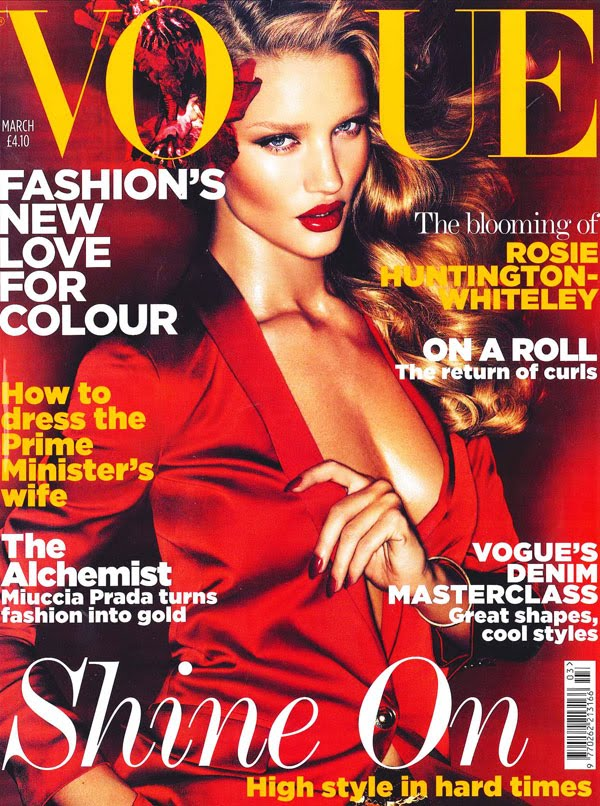 Rosie+huntington+whiteley+vogue+cover