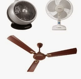 Buy Havels, Oster, Usha, Crompton, Bajaj Fans at upto 30% off + Extra 15% off only at Amazon.