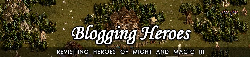 Blogging Heroes: Revisiting HOMM III