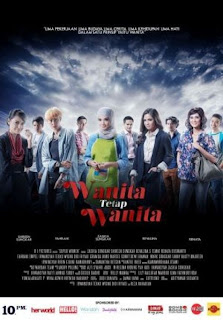 Film Indonesia 'Wanita Tetap Wanita' Sinopsis
