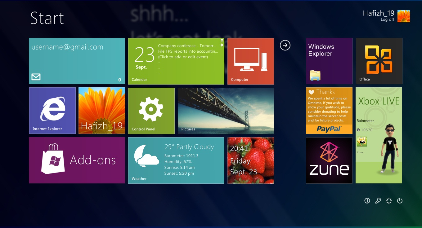 Cara Mengubah Tampilan Windows 7 ke Windows 8 With Picture (Part1)