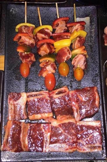 BBQ Buffet món nướng ngon bổ rẻ