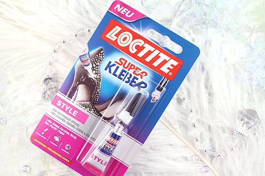 Loctite Style Superkleber – Verpackung