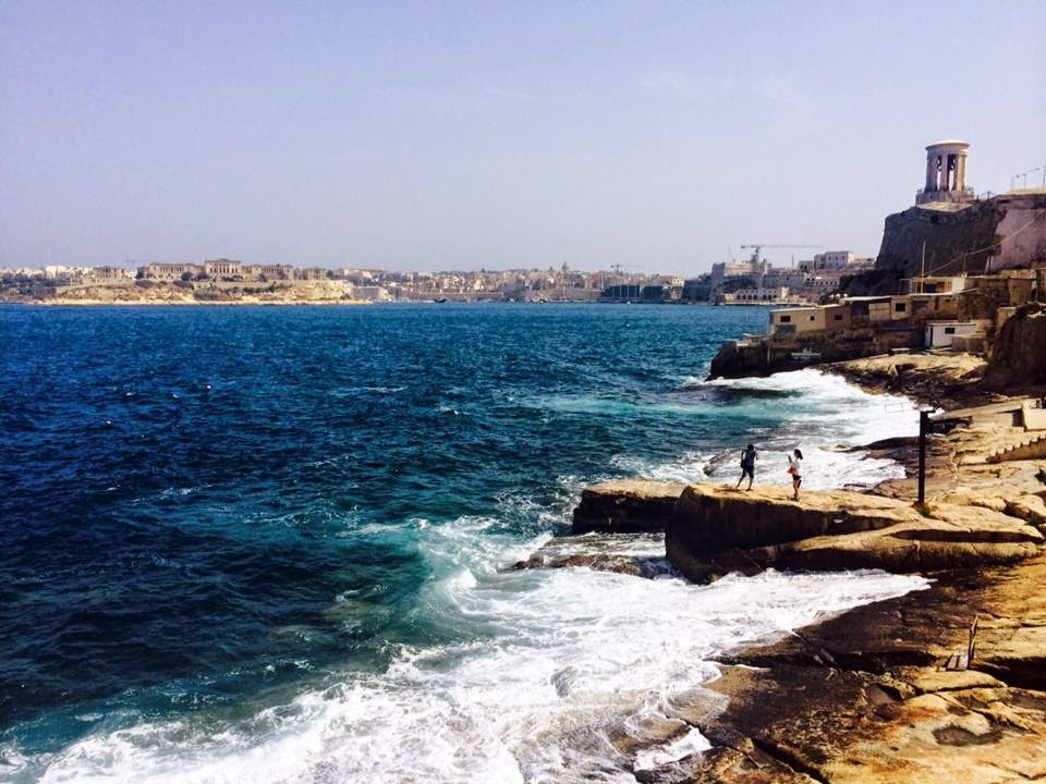 Holiday at Valletta in Malta