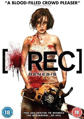 [•REC] 3 Genesis (2012) DVDRip 350MB mkv Español