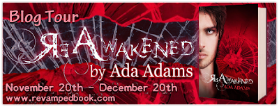 ReAwakened Blog Tour: Character Interview with Razor & Giveaway