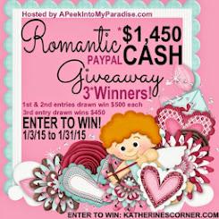 Romantic Cash Giveaway!