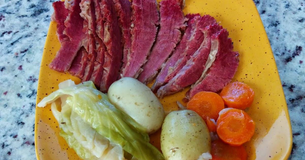 en la Cocina: Home Cured Corned Beef Brisket