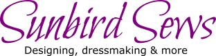 Sunbird sews
