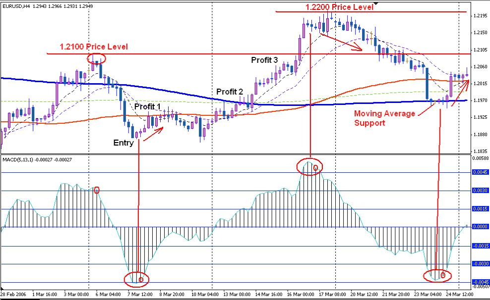 Forex 8 hour strategy macd