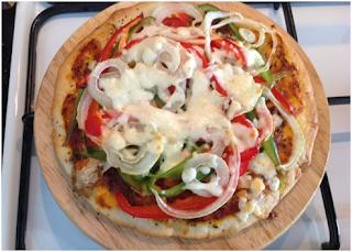 Cách làm bánh Pizza ngon như ngoài hàng