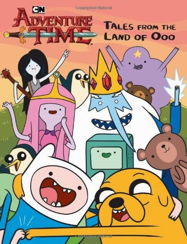 Adventure Time Tales from the Land of Ooo Paperback