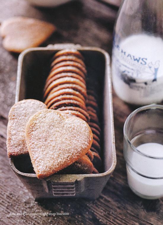 dustjacket attic: Cinnamon Sugar Biscuits | Lemon Pound Cake