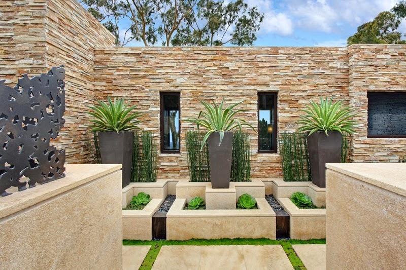 Modern Garden Design Examples 11