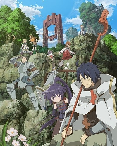 ログ・ホライズン [BDrip]Log Horizon [@Link] Hi10p Vol.1