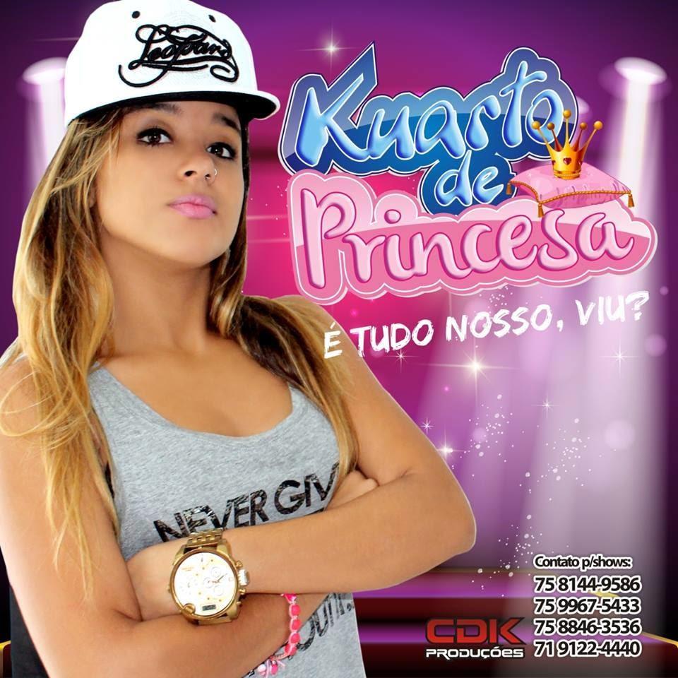 BAIXAR - Kuarto de Princesa - Vol.02 - CD Promocional 2015