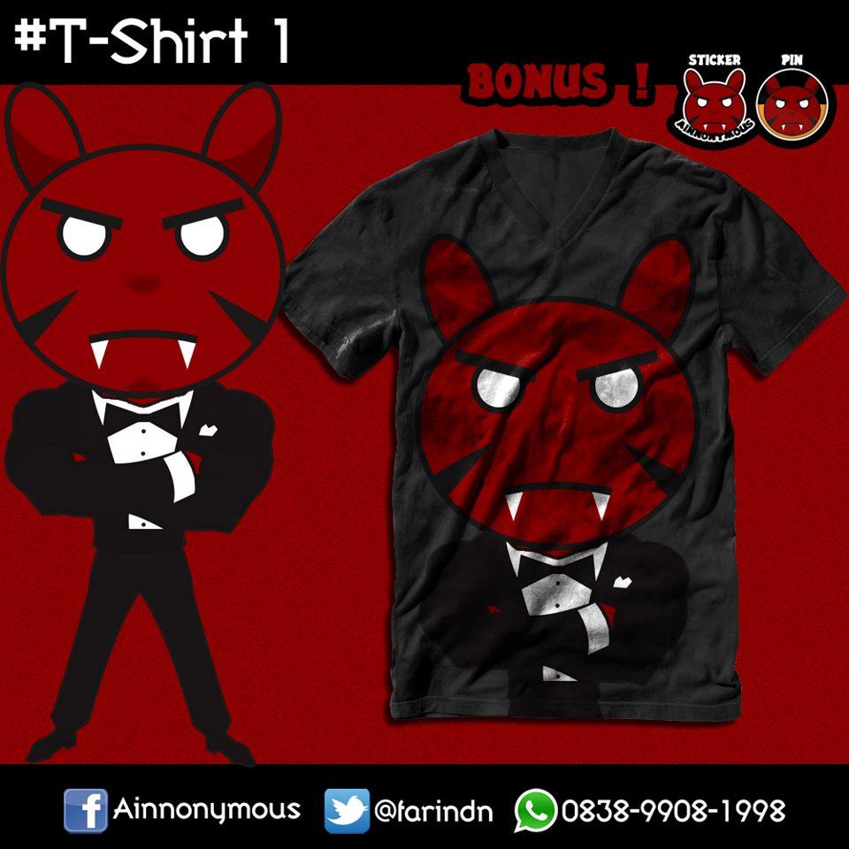 Kode : T-Shirt 1