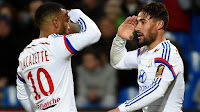 Arsenal are planning to sign Lyon's Alexandre Lacazette and Nabil Fekir this summer for a total of £60m