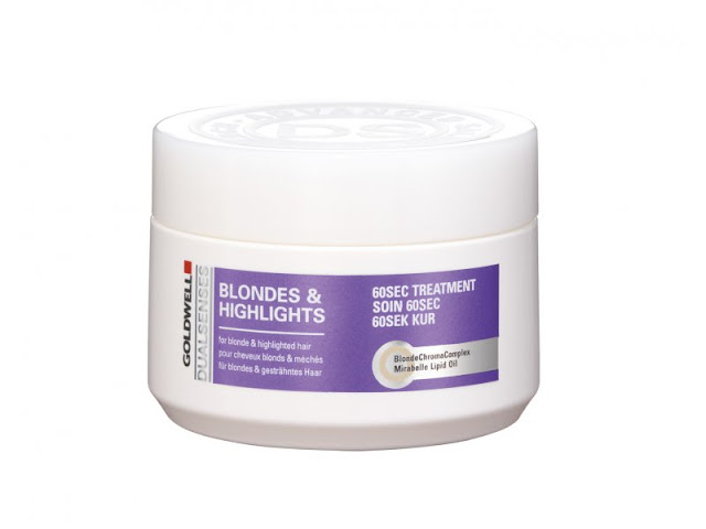 Goldwell Dualsenses Blondes & Highlights 60 Second Treatment