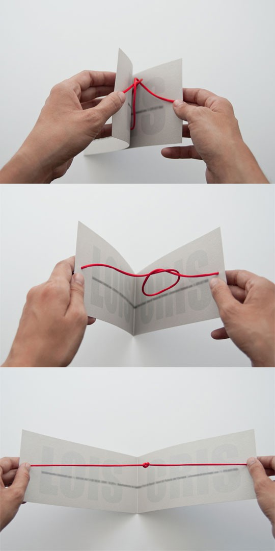 "Awesome ""Tying the Knot"" Wedding Invitation"
