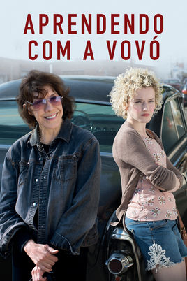 Aprendendo Com a Vovó - Netfix Filmes Torrent Download capa