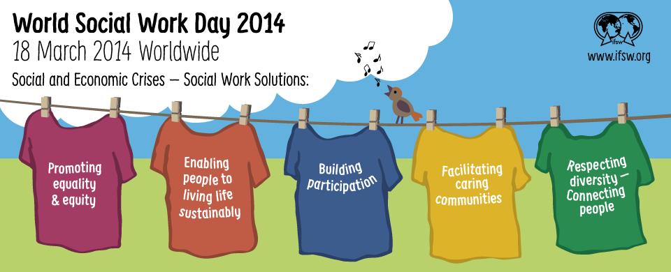 Día Mundial Trabajo Social 2014