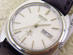 SEIKO GRAND SEIKO DAY and DATE- AUTOMATIC HIGH BEAT 5646 7000