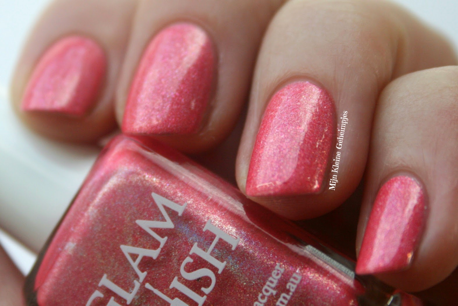 Glam Polish New Girl In Town
