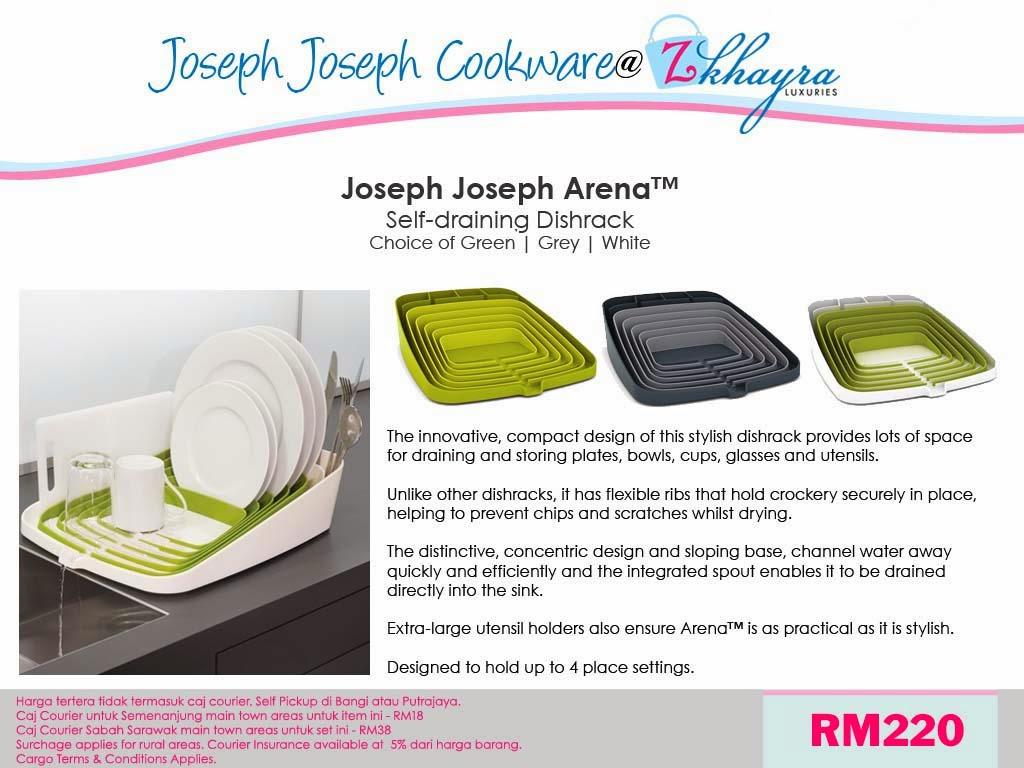 Z Khayra Luxuries Pre Order Joseph Joseph Kitchenware