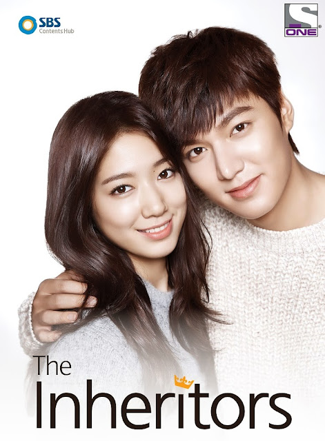 The Inheritors (aka The Heirs), Poster, Korean TV Series
