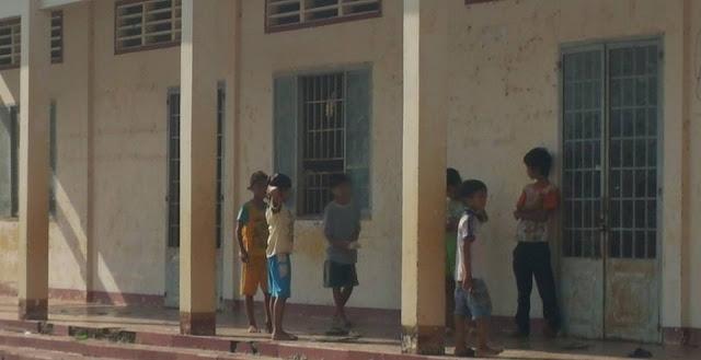 Hội từ thiện Vietnamsmile vì trẻ nghèo Hồ Trị An