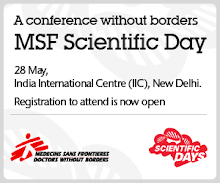 CNS supports MSF Scientific Day South Asia 2016