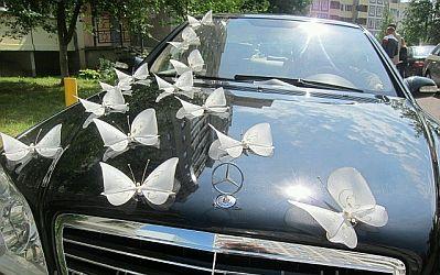 decoracion de coches para boda parte 5