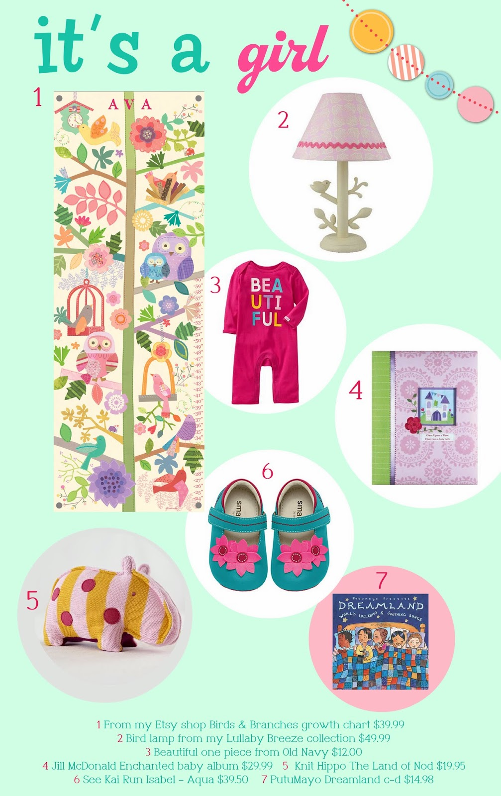 Baby Gift Expo : Show and tell baby shower gifts