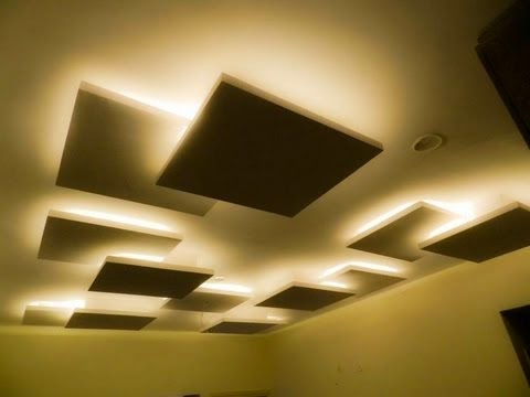 Modern pop false ceiling designs for bedroom interior 2014 home pinterest false ceiling - Lights used in false ceiling ...