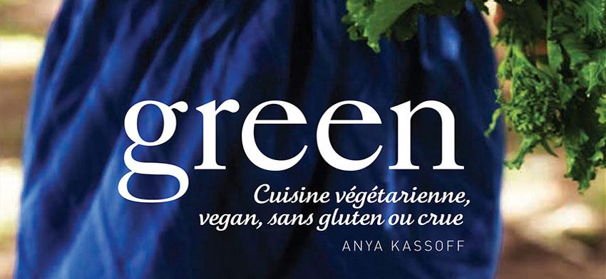 green cuisine vgtarienne vegan sans gluten ou crue