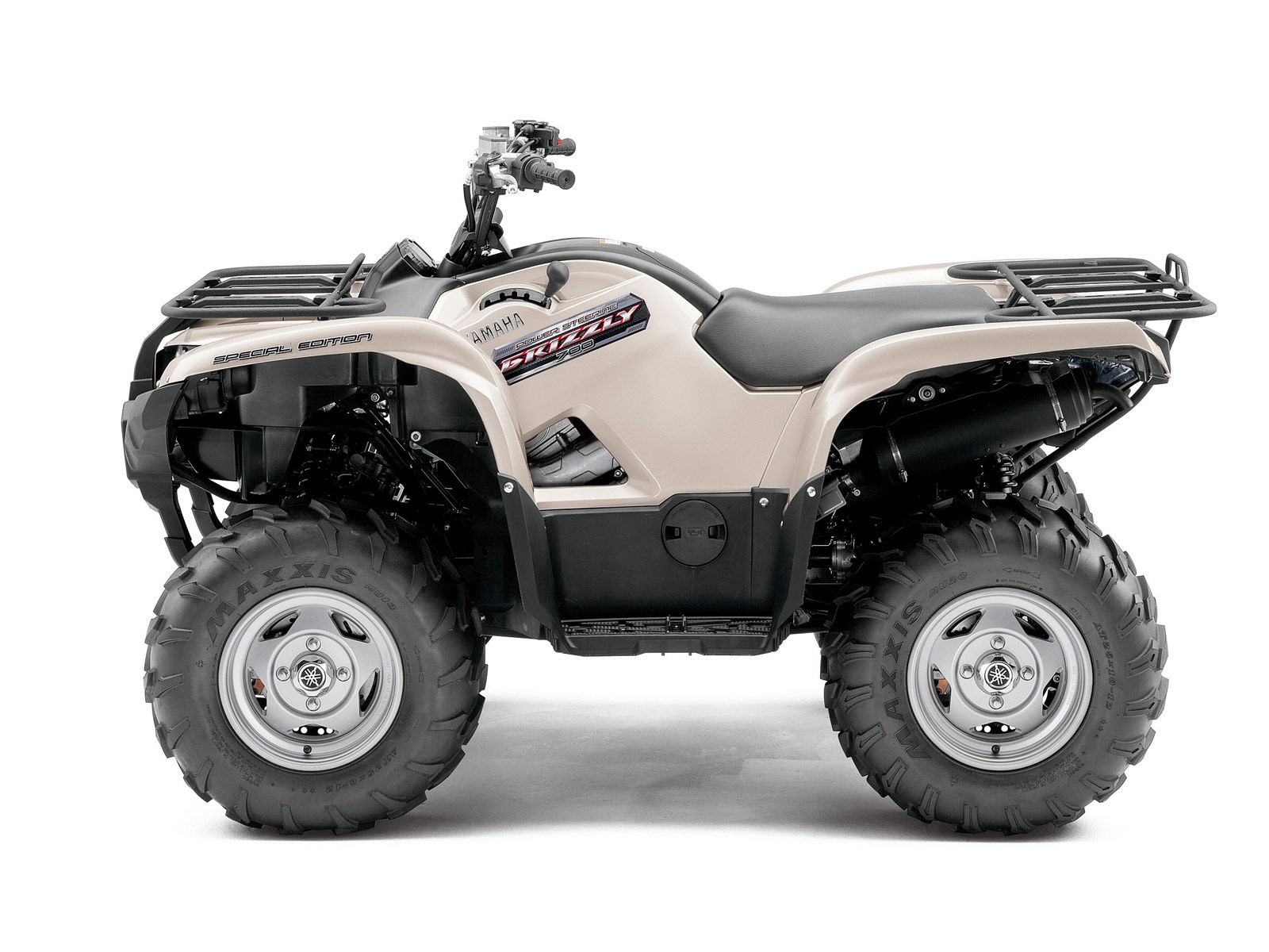 2012 yamaha grizzly 700fi auto 4x4 eps se pictures for Yamaha grizzly 4x4