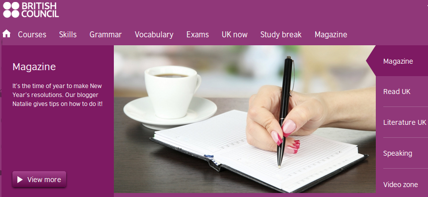 British Council Courses