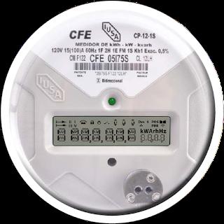 Instalaciones electricas residenciales - medidor digital