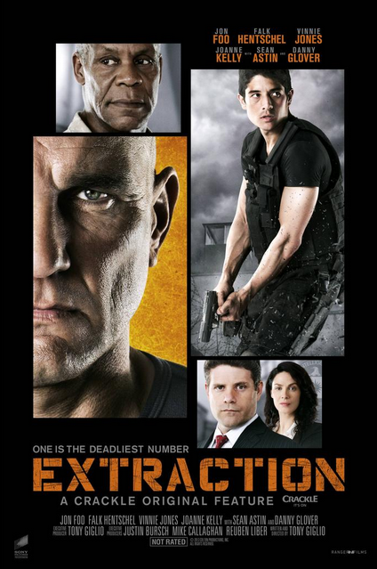 Extraction  HDRip AVI + RMVB Legendado
