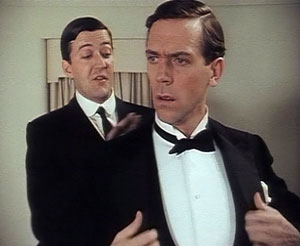 Stephen Fry y Hugh Laurie