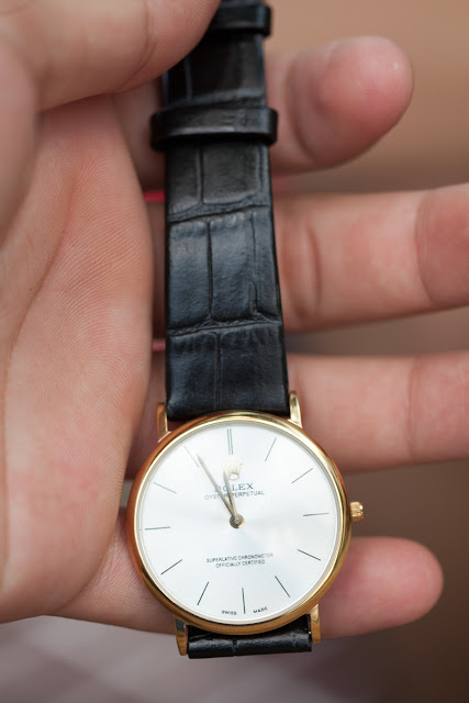 Đồng hồ rolex R114 giá rẻ tại Hà Nội